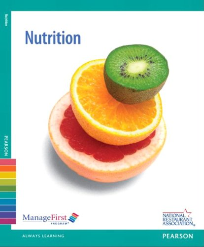 ManageFirst: Nutrition w/ Answer Sheet (2nd Edition)