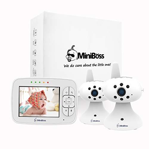 MiniBoss Babyphone mit Kamera 3.5
