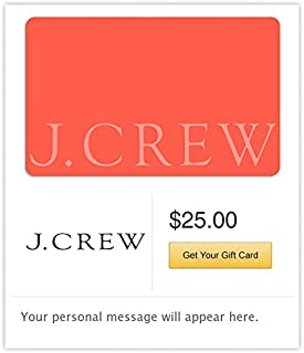 j crew online gift card