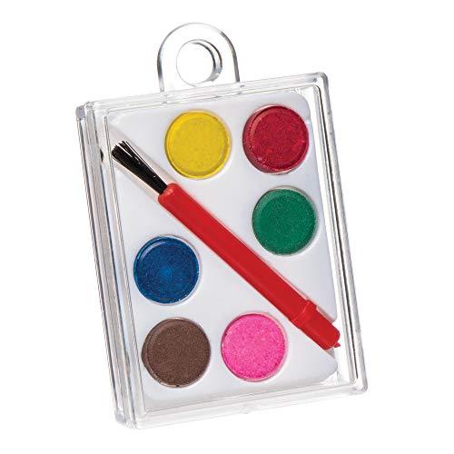 Baker Ross Minikits de acuarelas - Materiales de manualidades para niños (pack de 5)