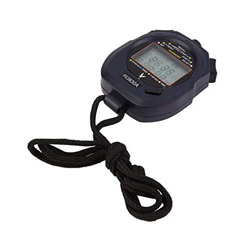 ghfcffdghrdshdfh - Cronómetro Digital Profesional (3 Filas, 30 cronómetros)