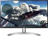 2021 LG Monitor 27UL600-W 27' IPS LED 4K (3840 x 2160) UHD FreeSync Monitor with HDR (DisplayPort,...