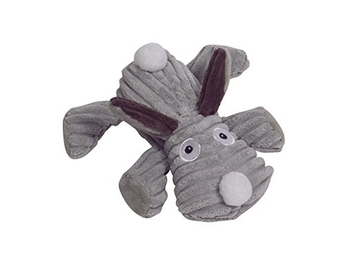 Nobby Plüschhund Flach 18 cm