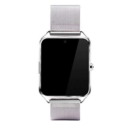 qianqian56 Z60 Smartwatch für Herren Fitness Armband IP67 Wasserdicht mit SIM Kartenschlitz Damen Smartwatch Uhr für Handy