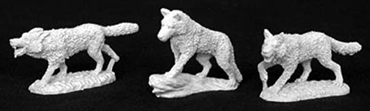 wolf miniatures 28mm