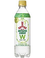 [トクホ] アサヒ飲料 三ツ矢サイダーW 485ml ×24本