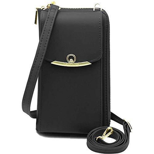 Petit sac à bandoulière pour téléphone portable - Pour femme