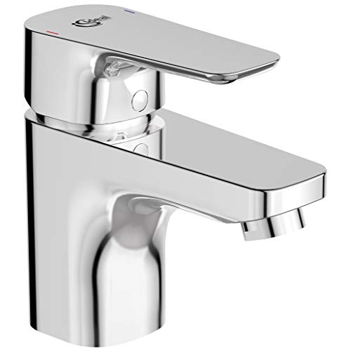 Ideal Standard B0772AA Ceraplan III Miscelatore monocomando lavabo, cromato