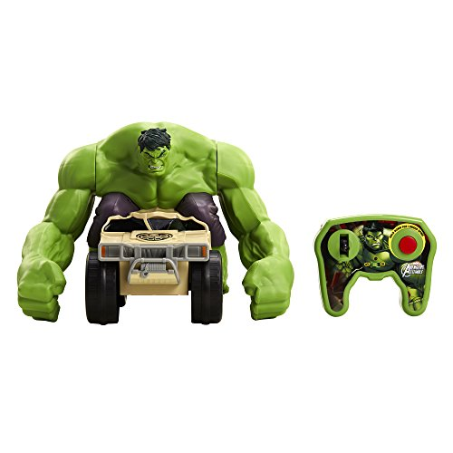 Avengers: XPV Marvel-RC Hulk Smash Toy Vehicle