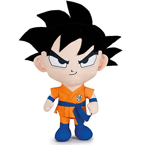 Play by Play OUSDY - Peluches Personajes Dragon Ball Super 760016800 22CM 4MODELOS (Goku)