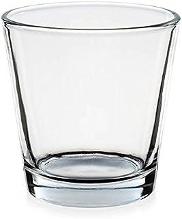 comprar comparacion 9565 Pajoma 12 Piezas Portavelas de Cristal, Altura 7 cm