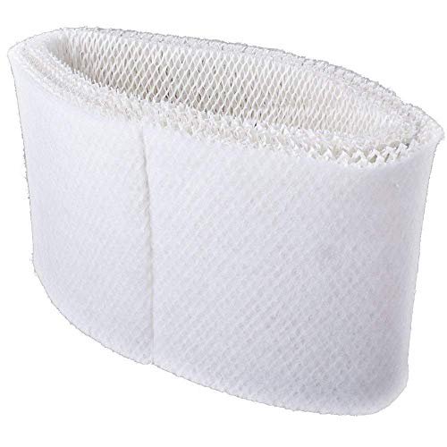 """BestAir HW14-PDQ-4 Extended Life Humidifier Replacement Paper Wick Humidifier Filter, For Honeywell HCM6009, 6011i, 6011ww, 6012i, 6013i, 7.9"""" x 3.1"""" x 14"""", Single Pack"""