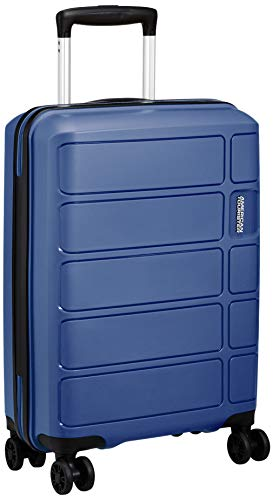"Spinner 20"" American Tourister Summer Splash Midnight Blue"