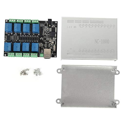 Tablero de control Función de reinicio PLC Wifi Controlador para control remoto WiFi(Silver case)