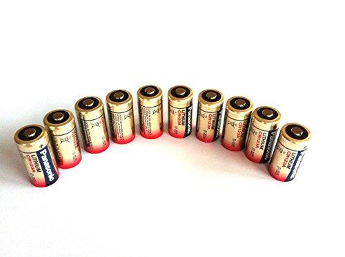 Panasonic CR123 Batterien, 20Stück