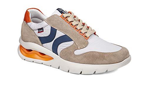 CALLAGHAN Zapato Sneaker 45403 Piedra Size: 42 EU