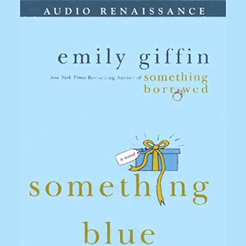 Something Blue audiobook cover art
