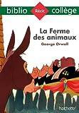 BiblioCollège La Ferme des animaux - George Orwell