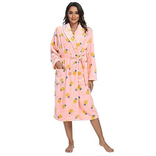 U2SKIIN Plush Robes for Women,...