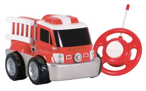this remote control car manufactured by kid galaxy has the fun features of a standard remote control car with the safety of being squishy