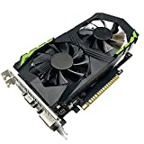 Kaijia Compatible con GTX 1050 Ti 4G GPU 128-Bit Gaming...
