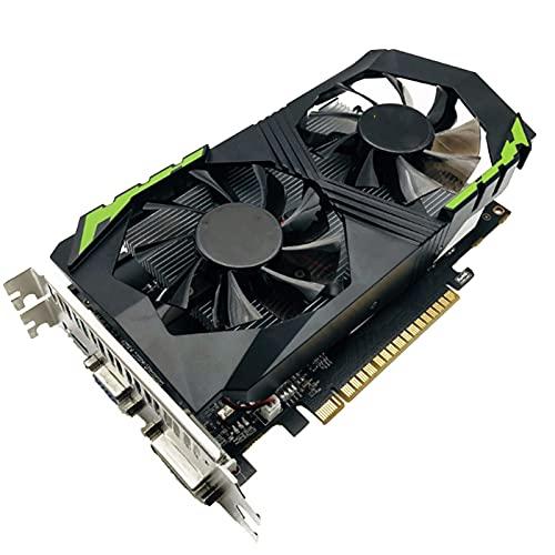 Huaji Compatible avec GTX 1050 Ti 4G GPU 128 bits carte graphique indépendante de jeu DVI HDMI pour ordinateur