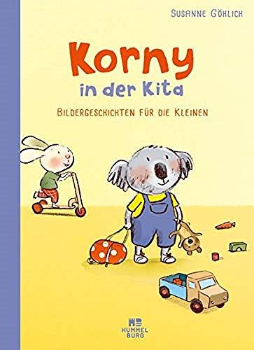 Korny in der Kita: Bildergeschichten für die Kleinen
