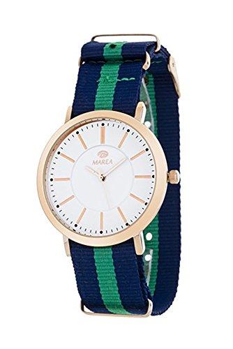 Reloj Marea Unisex B21164/7 Azul y Verde