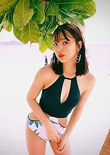 藤田ニコル モデル L版写真10枚 下着 水着