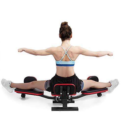 Product Image 6: Weanas Pro Leg Stretcher Machine 330LBS Leg Stretch Training Heavy Duty Stretching Machine Gym Gear Fitness Equipment