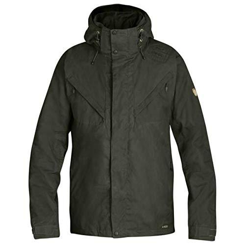 Fjallraven Herren Drev Jacket M Sport, Deep Forest, XXL