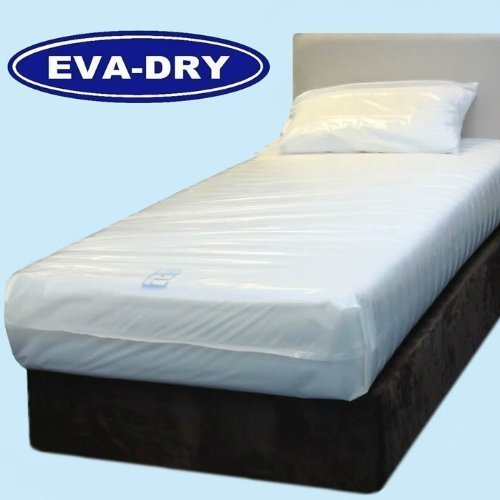 KLEEN EVA Dry Waterproof Single Mattress Cover. Incontinence aid 75'x36'x7'