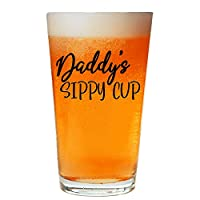 NeeNoNex Daddy Sippy カップ - PARENT クリア