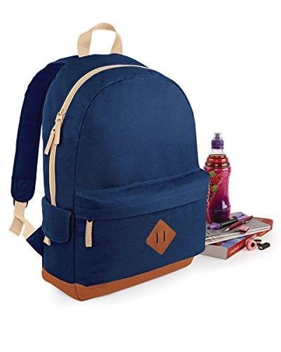 Shirtstown Heritage Backpack, Rucksack, Retro-Rucksack, Kult