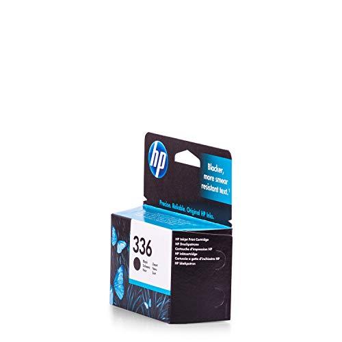 HP 336 - Cartucho de Tinta para impresoras (Negro, 220 páginas, Negro, 20-80%, 15-35 °C, 15-32 °C) No