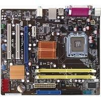 Asus P5KPL-AM/PS Mainboard Sockel LGA775 Mikro-ATX G31 Dual Channel DDR2 Speicher