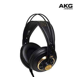 AKG K 240 Studio - Auriculares Profesional, Negro, 6,00 x 9,20 x 6,00 pulgadas (B0001ARCFA) | Amazon price tracker / tracking, Amazon price history charts, Amazon price watches, Amazon price drop alerts