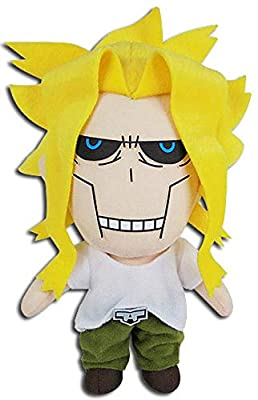 "Great Eastern Entertainment My Hero Academia - All Might True Plush 8'"" from Great Eastern Entertainment Inc."