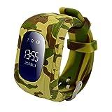 SeTracker Smartwatch Compatible with Android, iOS (Multicolor)