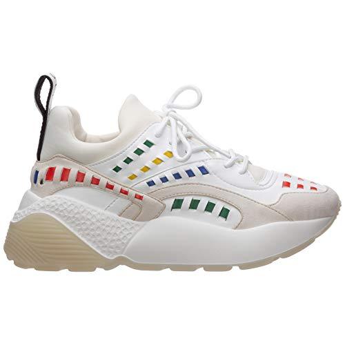 Stella McCartney Sneakers Eclypse Donna Bianco 38 EU