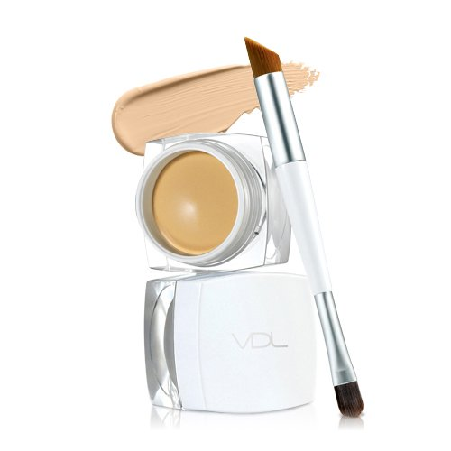VDL Brightening Tone Concealer #A201 (Apricot Beige) by VDL