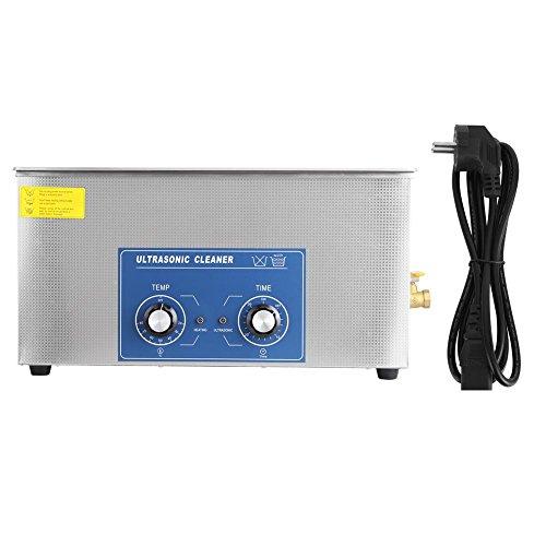Limpiador industrial ultrasónico dispositivo limpiador ultrasónico digital 22 L ultrasonidos baño profesional lavadora por ultrasonidos con cesta temporizador digital