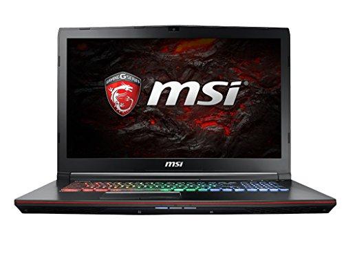 MSI Gaming GE72MVR 7RG Notebook, Display da 17.3',...