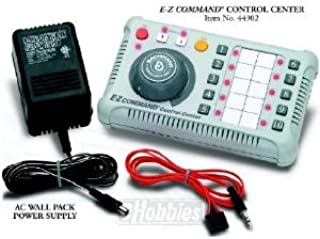 4KIDS Toy / Game Bachmann Trains E-Z Command Digital Controller with Plug-in Wiring, DVD and Printed Instructions
