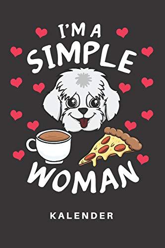 Kalender: Kalender | Notizkalender | Schreibkalender | Jahreskalender | Tageskalender | DIN A5 | Hund | Hunde | Hunderasse | Hundezüchter | Malteser | ... Pizza | Frau | Mädchen Kaffeebohnen | Coffe