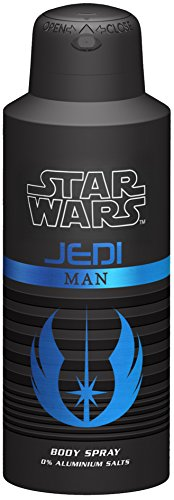Lifestyle Perfumes Star wars jedi bodyspray 150 ml
