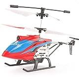 ヘリコプターのリモコン、2.4G固定高さWifiリアルタイム画像伝送HDカメラRCヘリコプターのおもちゃ、男の子、女の子、大人への最高の贈り物、赤