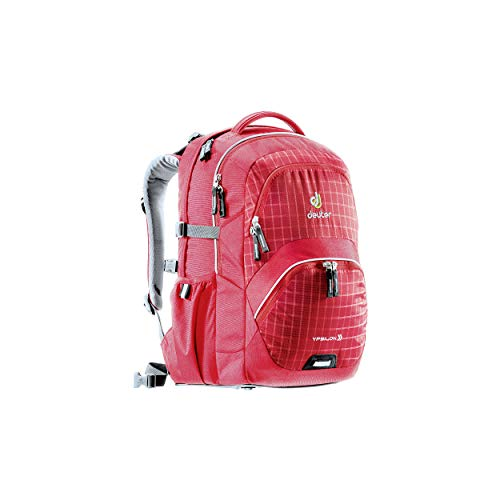 Deuter Kinder Rucksack Ypsilon, Rasberry Check, 46 x 32 x 22 cm, 8022350030