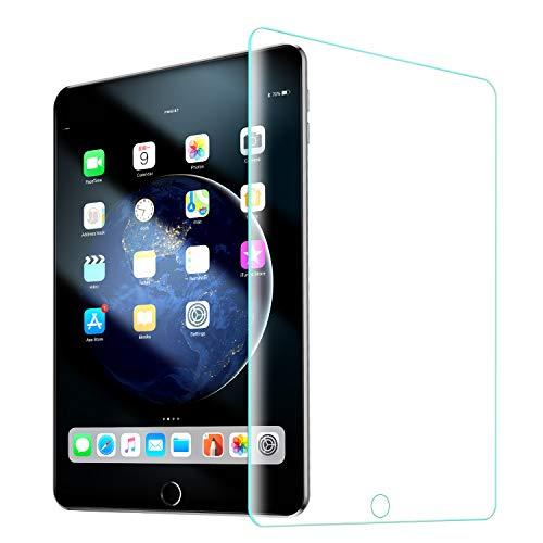 SmartDevil Protector de Pantalla Cristal Templado para iPad 8 / 7 (10,2 Pulgadas, 2020/2019 Modelo, 7ª / 8ª Generación).Dureza 9H, Transparencia HD