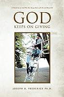 God Keeps on Giving